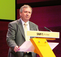Brian Adam MSP