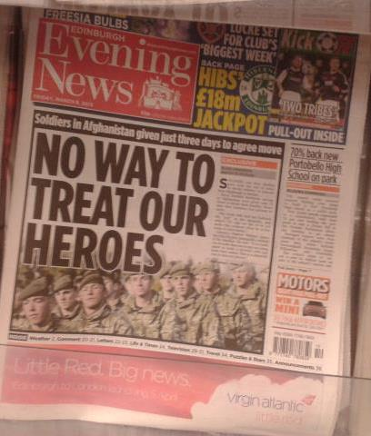 evening news heroes